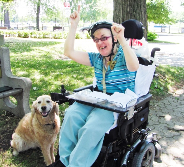 Growing Up in Laval With Cerebral Palsy | Laval Families Magazine | Laval's Family Life Magazine