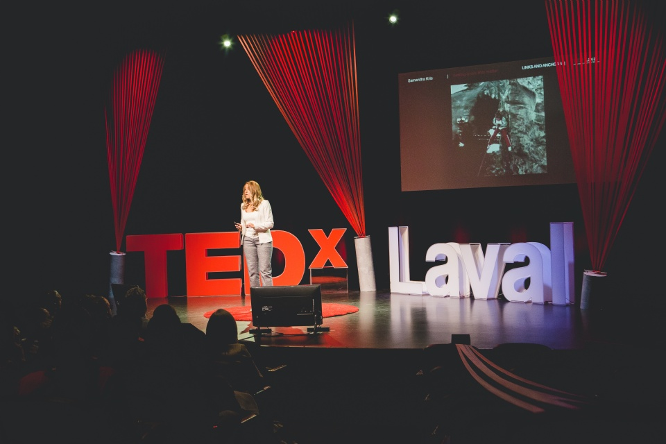 Samantha Kris: A Lifelong Member of the TEDxLaval Family | Laval Families Magazine | Laval's Family Life Magazine
