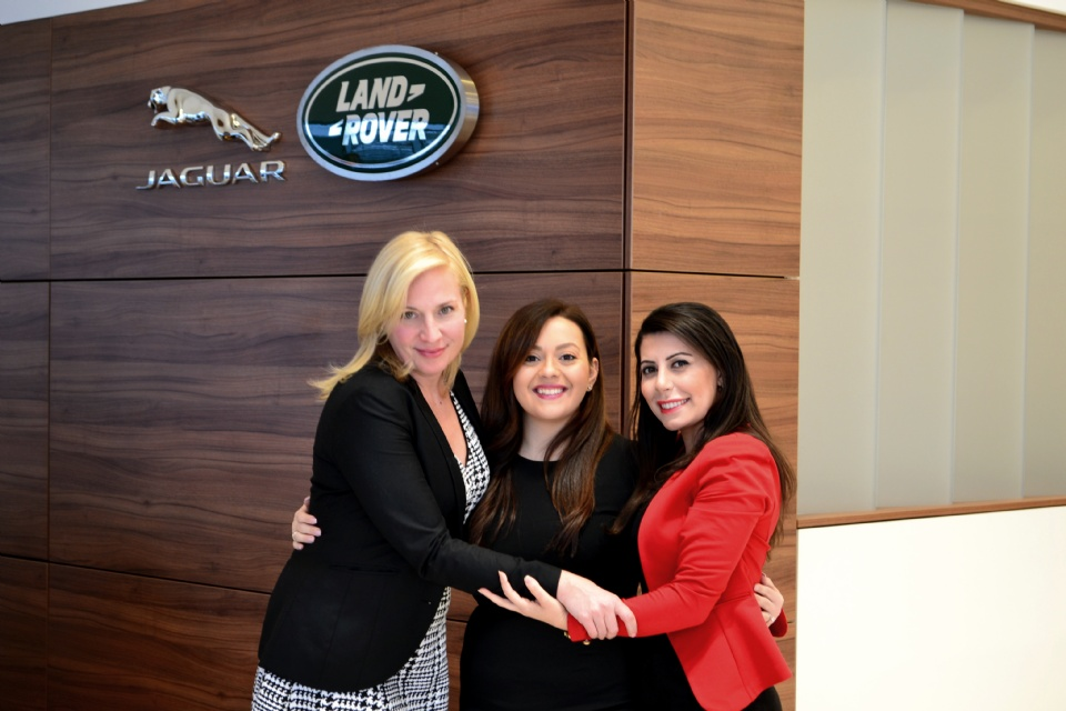 The Women Behind Jaguar Land Rover Laval
