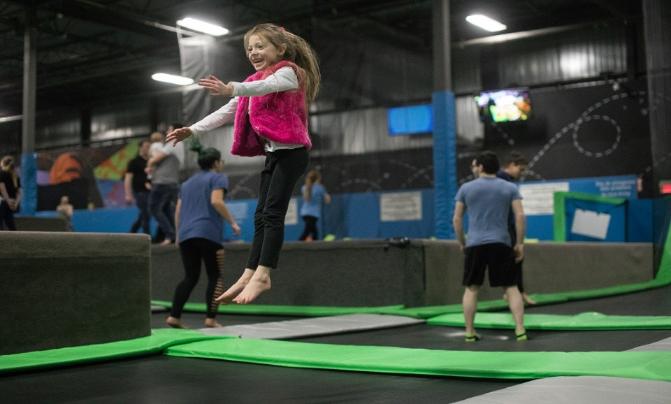 Staying Active at iSaute Laval | Laval Families Magazine | Laval's Family Life Magazine
