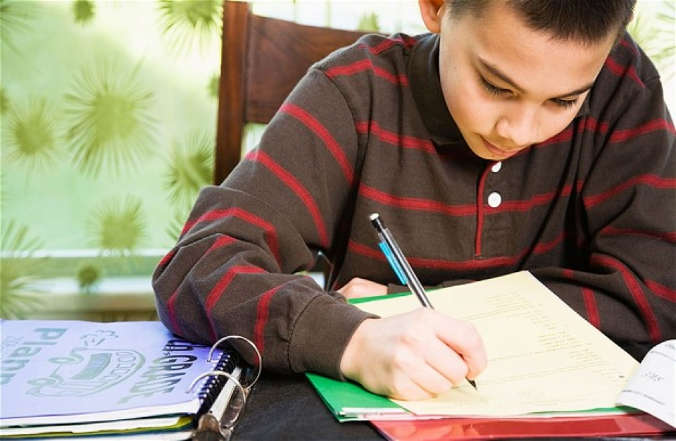 "Getting 5th Graders Ready for ""High School Entrance Exams"" 