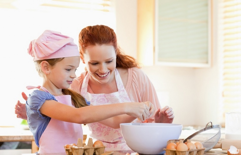 Image result for cooking with kids shutterstock