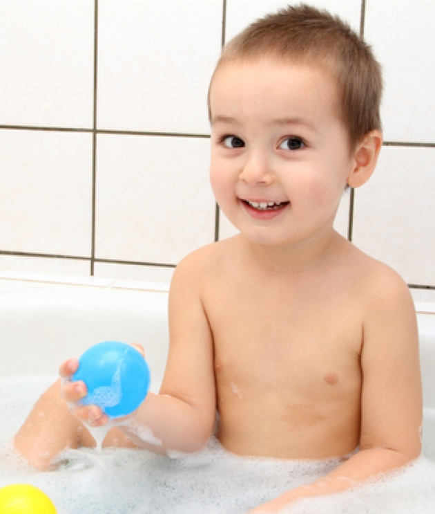 In the Bath | Laval Families Magazine | Laval's Family Life Magazine