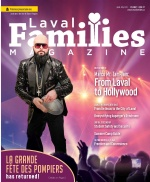 Laval Families Magazine | Laval's Family Life Magazine | First English publication in Laval offering inspiring articles on Family, Education, Community of Laval & more for family in Laval Quebec